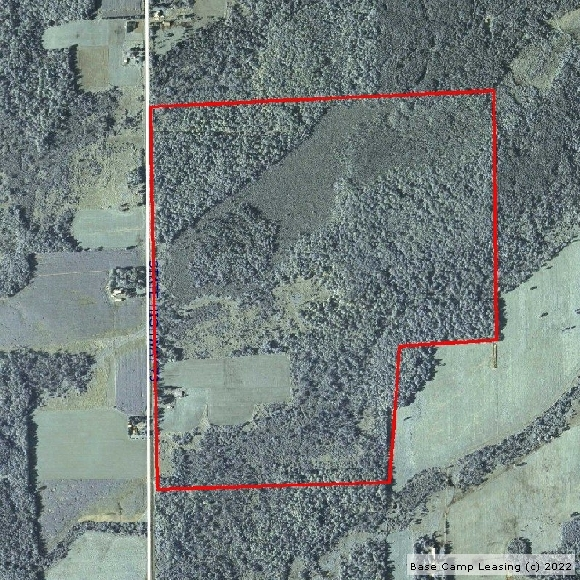 Lease Hunting land in Rusk County
